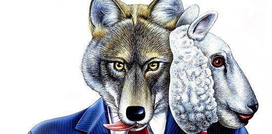 Vlci, ovce a pošetilost mocných