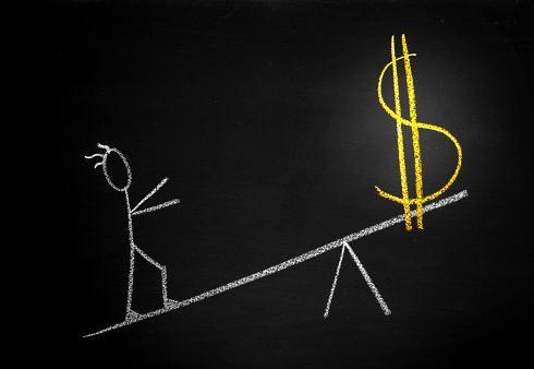Akciové trhy a řádící páka