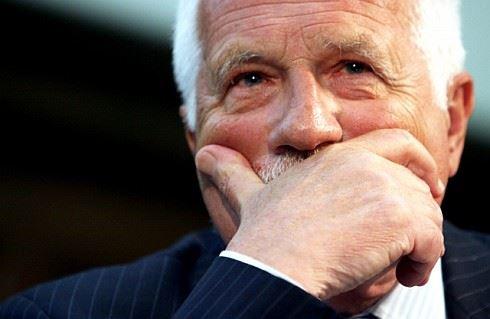 Václav Klaus: Eurokrize? Dno teprve přijde