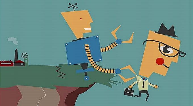 Robotí cesta z chudoby aneb proč nepotřebujeme garantovaný státní příjem