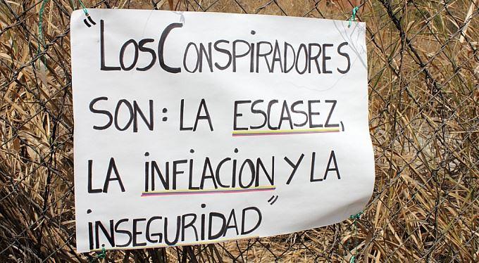 Venezuela: Časovaná bomba