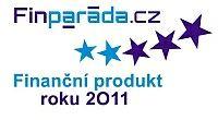 Finanční produkt roku 2011. Nová soutěž má vítěze