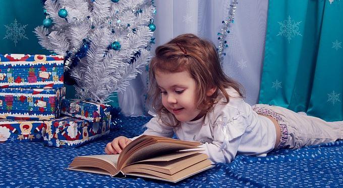 Knihy pod stromek a na hory podle Kašpárka