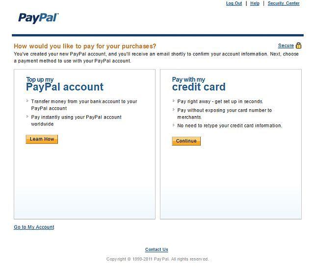 PayPal pro začátečníky