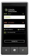 Quanda Currency Converter