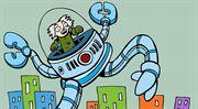 Takhle vypadá nová průmyslová revoluce: tři převratné nástroje a šestnáct inspirativních projektů
