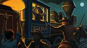 Zloději na kolejích se nemají čeho bát. Policii nezajímají