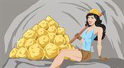 Zlato, nebo radši akcie zlatokopů? Jsou nejlacinější za 15 let