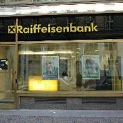 Zvolte nejlepší bankovní pobočku: Raiffeisenbank