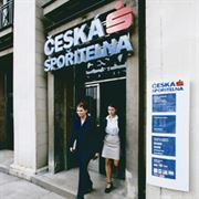 Zvolte nejlepší bankovní pobočku: Česká spořitelna