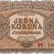 Zvolte nejkrásnější bankovku: I jednokorunovka byla papírová