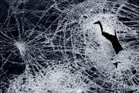 Pojištění vandalismu - rozbité okno