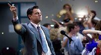 Štědře zapudrovaný vlk z Wall Streetu