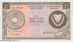 Kyperská libra