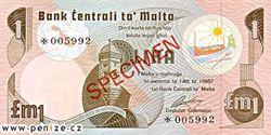 Maltská lira