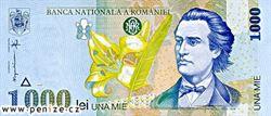 Rumunské leu