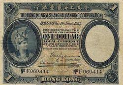 Hongkongský dolar