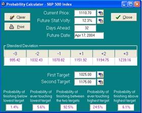 Kalkulátor pravděpodobnosti