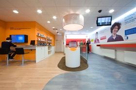 GE Money Bank Brno-Bystrc