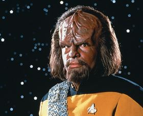 Worf, syn Moghův