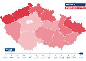 Jak se vyvíjejí v Česku mzdy a nezaměstnanost