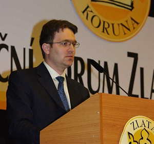 Ľudovít Ódor, člen bankovní rady Slovenské národní banky
