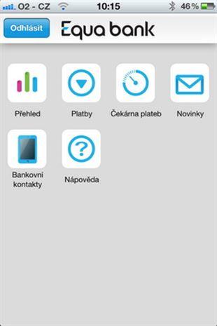Smartbanking Equa bank