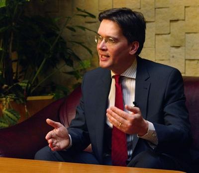 Kaspar Richter, ekonom Světové banky