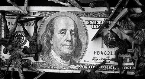 Americký sen o levné válce může stát majlant