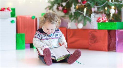 Nejlepší knihy pod stromek podle Kašpárka