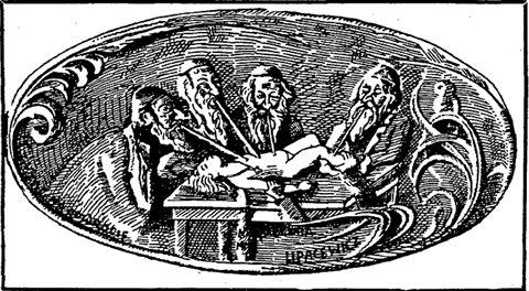 Konspirační teorie: Za vším hledej Žida