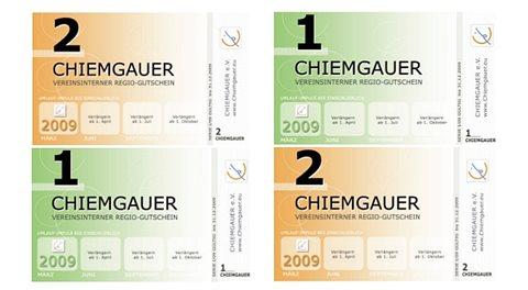 Alternativní měny: Chiemgauer