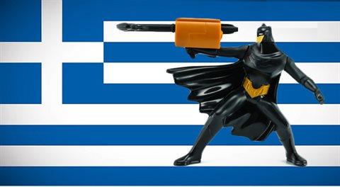 Němci prokázali, že Tsipras není Batman, ale obyčejný netopýr