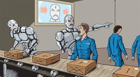 Až přijdou roboti a seberou nám práci