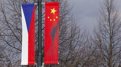 O zlých Němcích a hodné Číně
