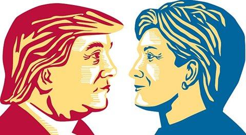 Receptář nápadů Hillary a Donalda: Jak naložit s Evropou