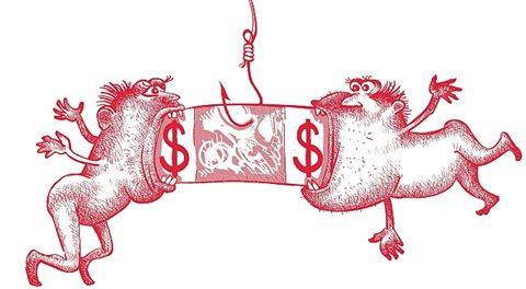 Jsou jen dvě jistoty: Daně a dluhy