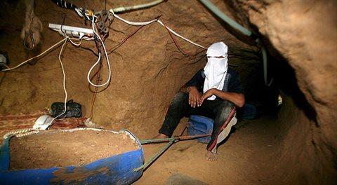 Chudá Gaza, bohatý Hamás
