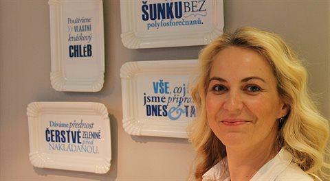Hana Michopulu: Bude dobře, když skončí restaurace, které fungují švarc