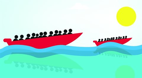 Uprchlická sezóna