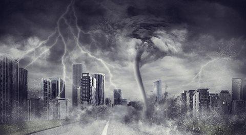 Krize na obzoru
