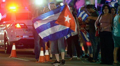 Fidel zaklepal na nebeskou bránu