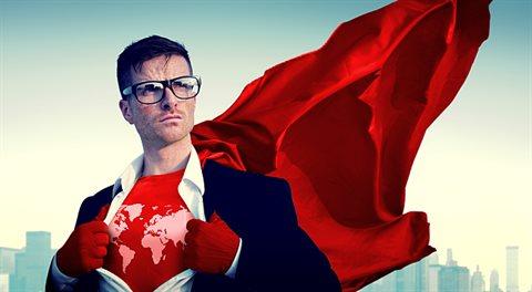 Globální občan, domácí ulejvák