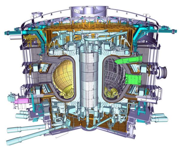 Mezinárodní termojaderný experimentální reaktor