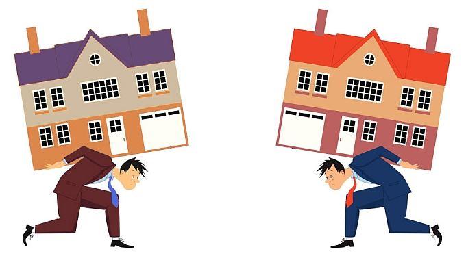 Srovnání: Hypotéka versus úvěr ze stavebního spoření