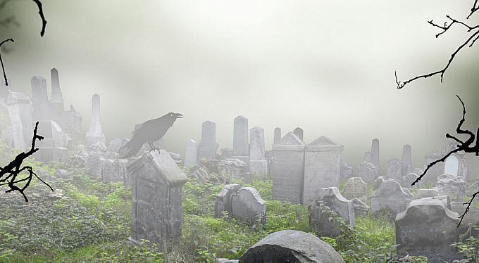 Hroby vstávají z popela: Adoptujte mrtvého velikána