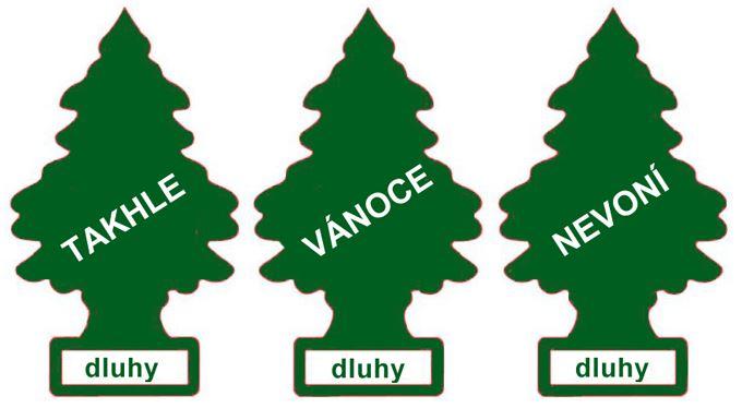 Vánoční půjčka: Danajský dar pod stromečkem