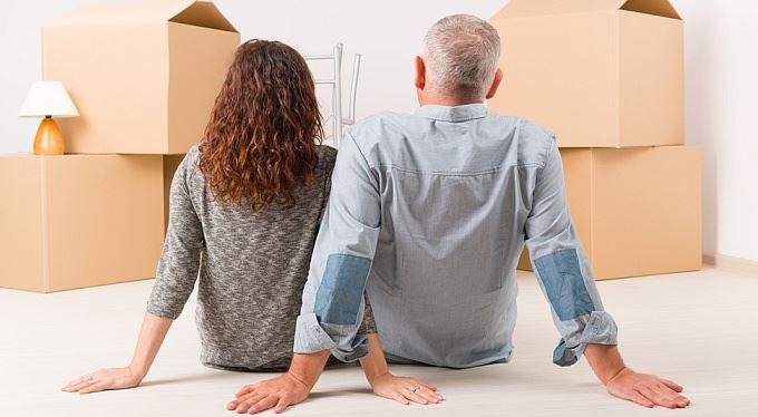 Ze života: Z nouze, kvůli věku, kvůli pohodlí. Stěhujeme se do menšího