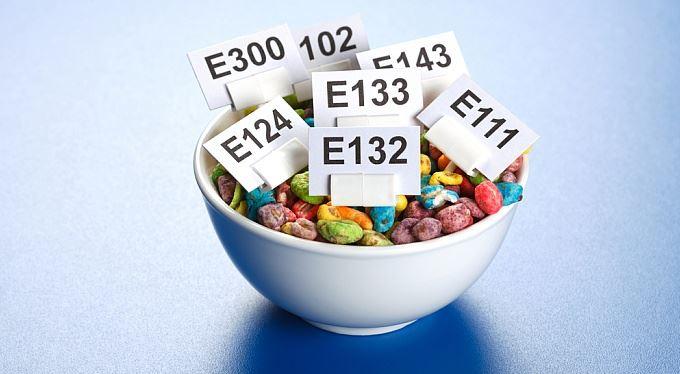 Potraviny: Čtyři věci, které jste nevěděli o éčkách