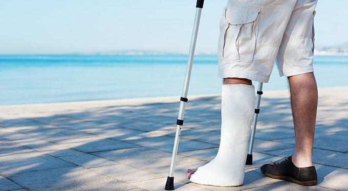 Když dovolenou zkazí nemoc nebo úraz. Pět dobrých rad